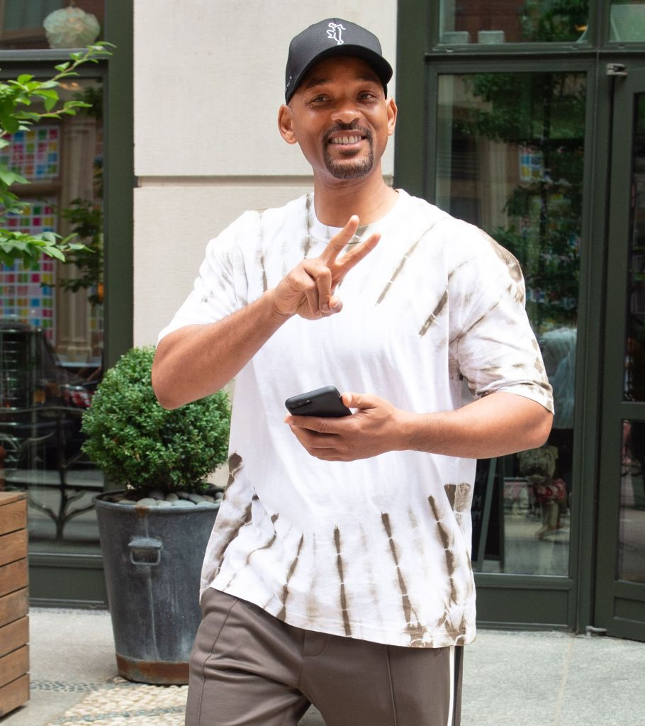 Will Smith in NYC 2018