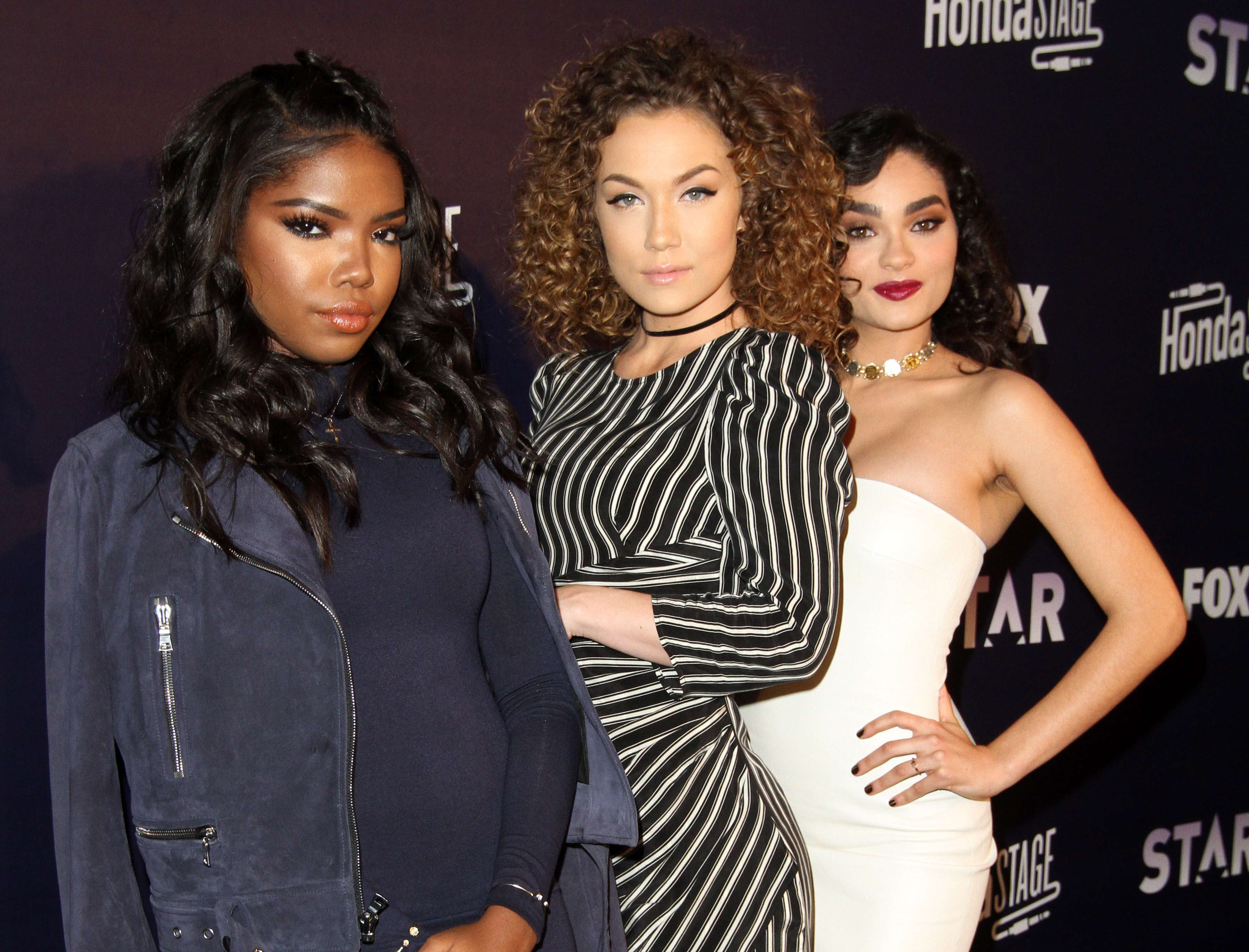 Honda Stage Celebrates The Music of FOX's 'Star' - Arrivals