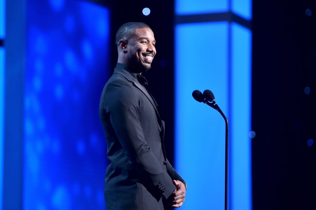 49th NAACP Image Awards - Roaming Show