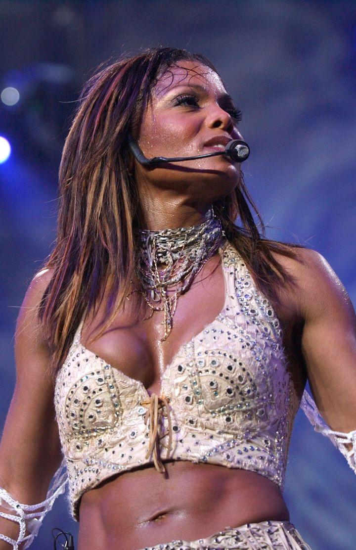 Janet Jackson All For You Tour (2001)