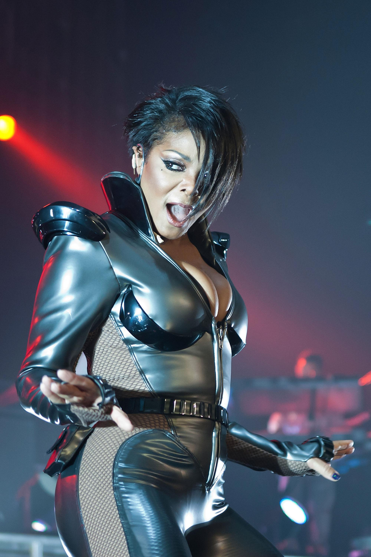 Janet Jackson Live In Jakarta