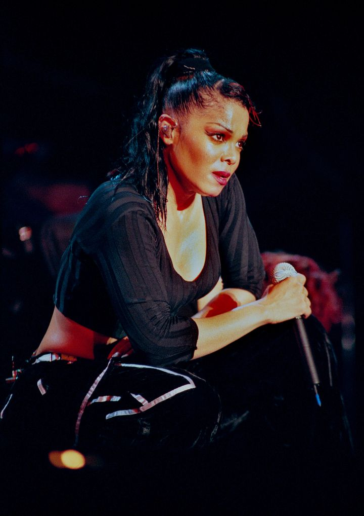 Janet Jackson In 1998