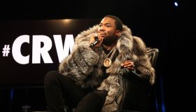 #CRWN A Conversation With Elliott Wilson And Meek Mill