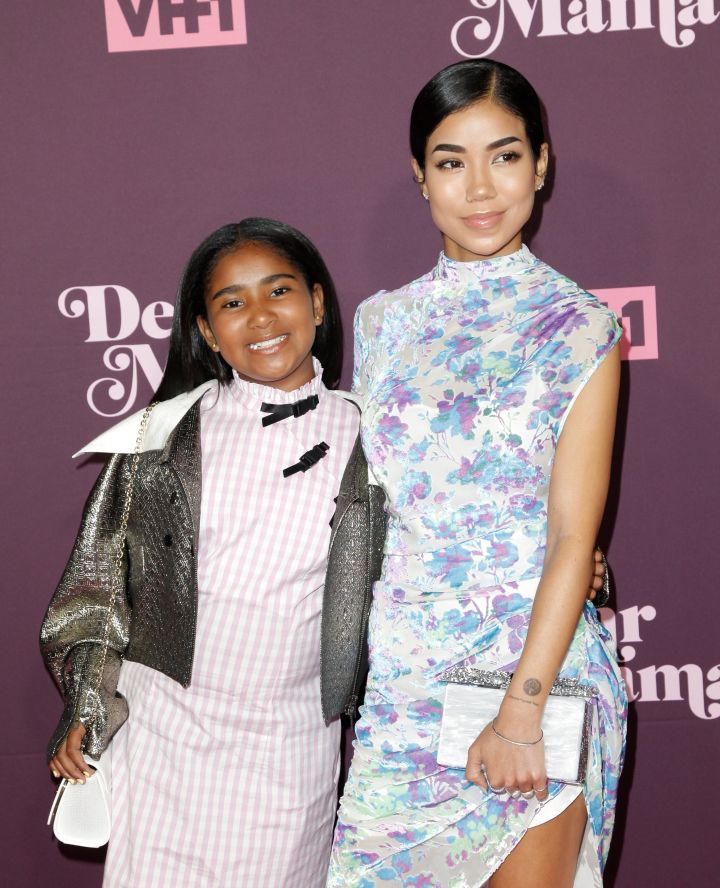 Jhene and Namiko at VH1's 3rd Annual 'Dear Mama: A Love Letter To Moms'