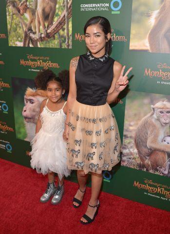 World Premiere Of Disney's 'Monkey Kingdom'