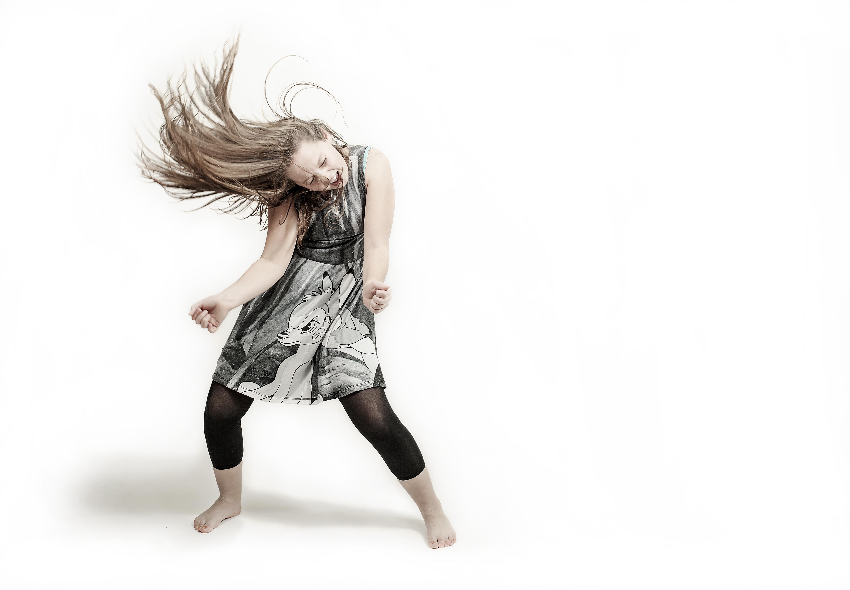 White Girl Dance