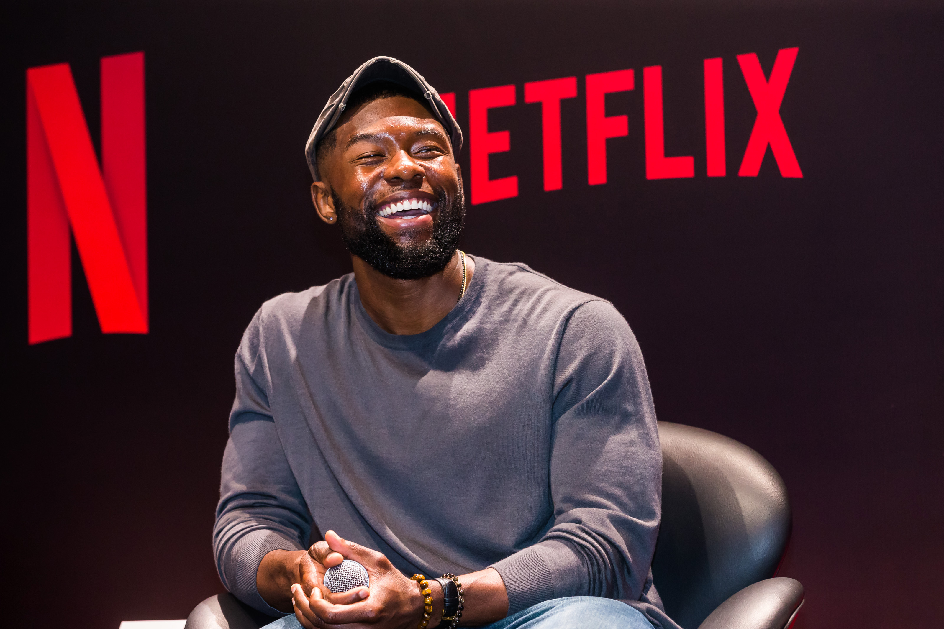 Netflix 'Bird Box' Press Conference