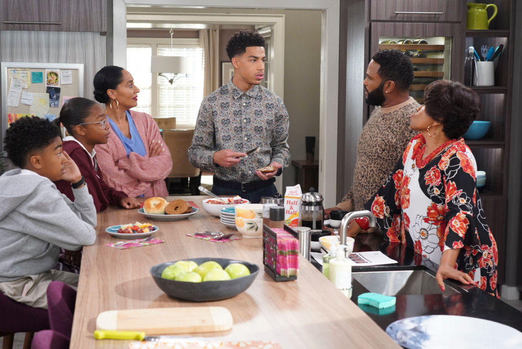 ABC's 'Black-ish' - Season Five