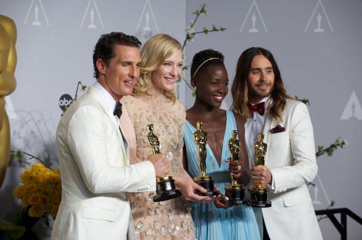 86th Academy Award ceremony in Hollywood, CA