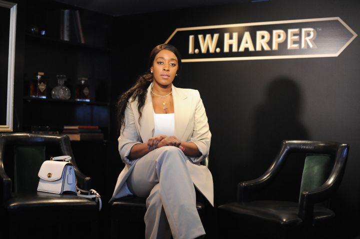 I.W. Harper Event In New York