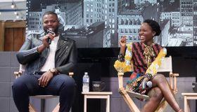 Before They Were Famous: Lupita Nyong'o & Winston Duke