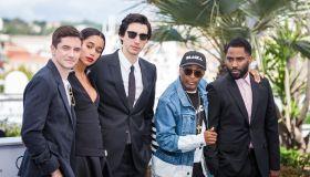 71st annual Cannes Film Festival - 'BlacKkKlansman' - Photocall