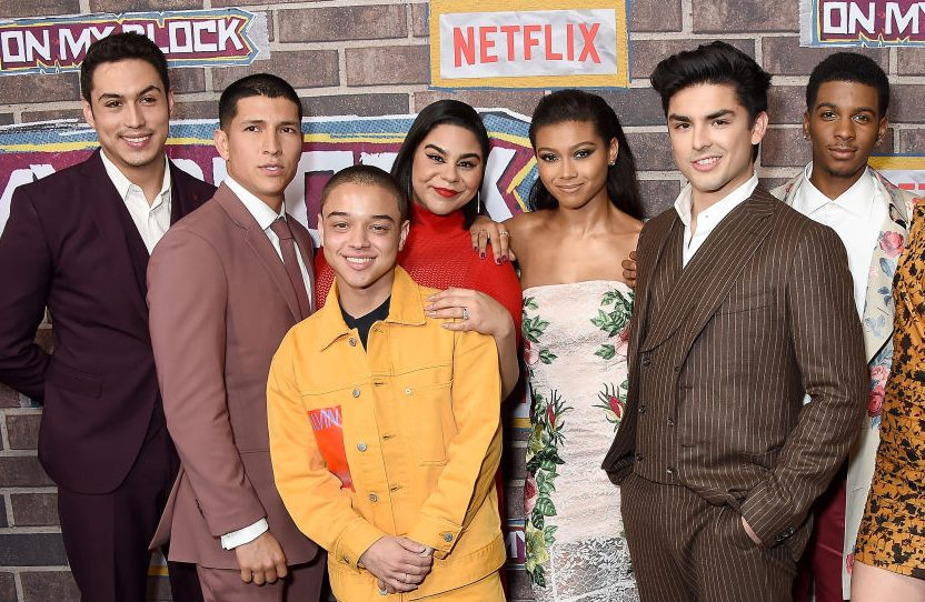 Premiere Of Netflix's 'On My Block' Season 2 - Arrivals