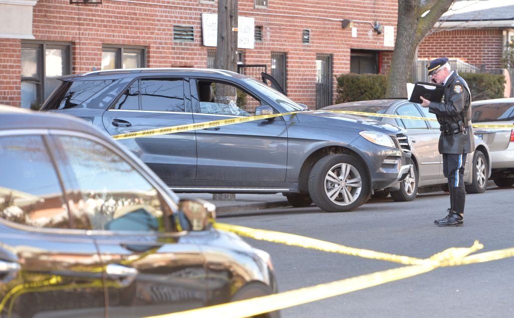 Parking crime