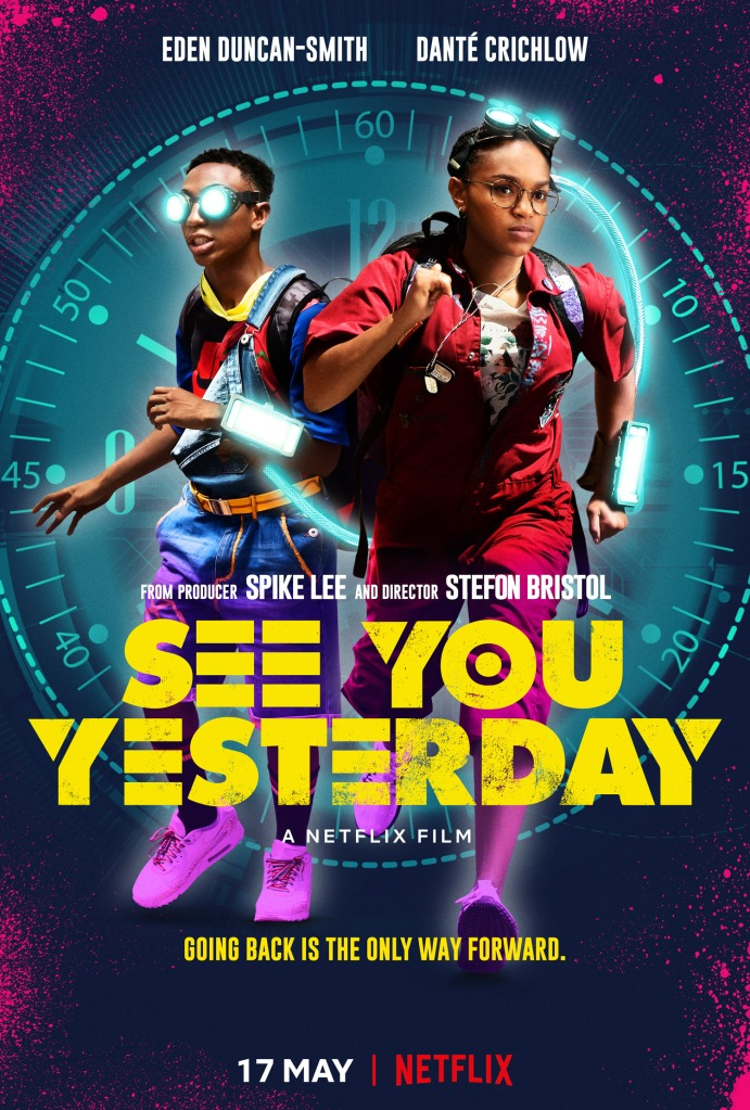 See You Yesterday, Netflix, Film