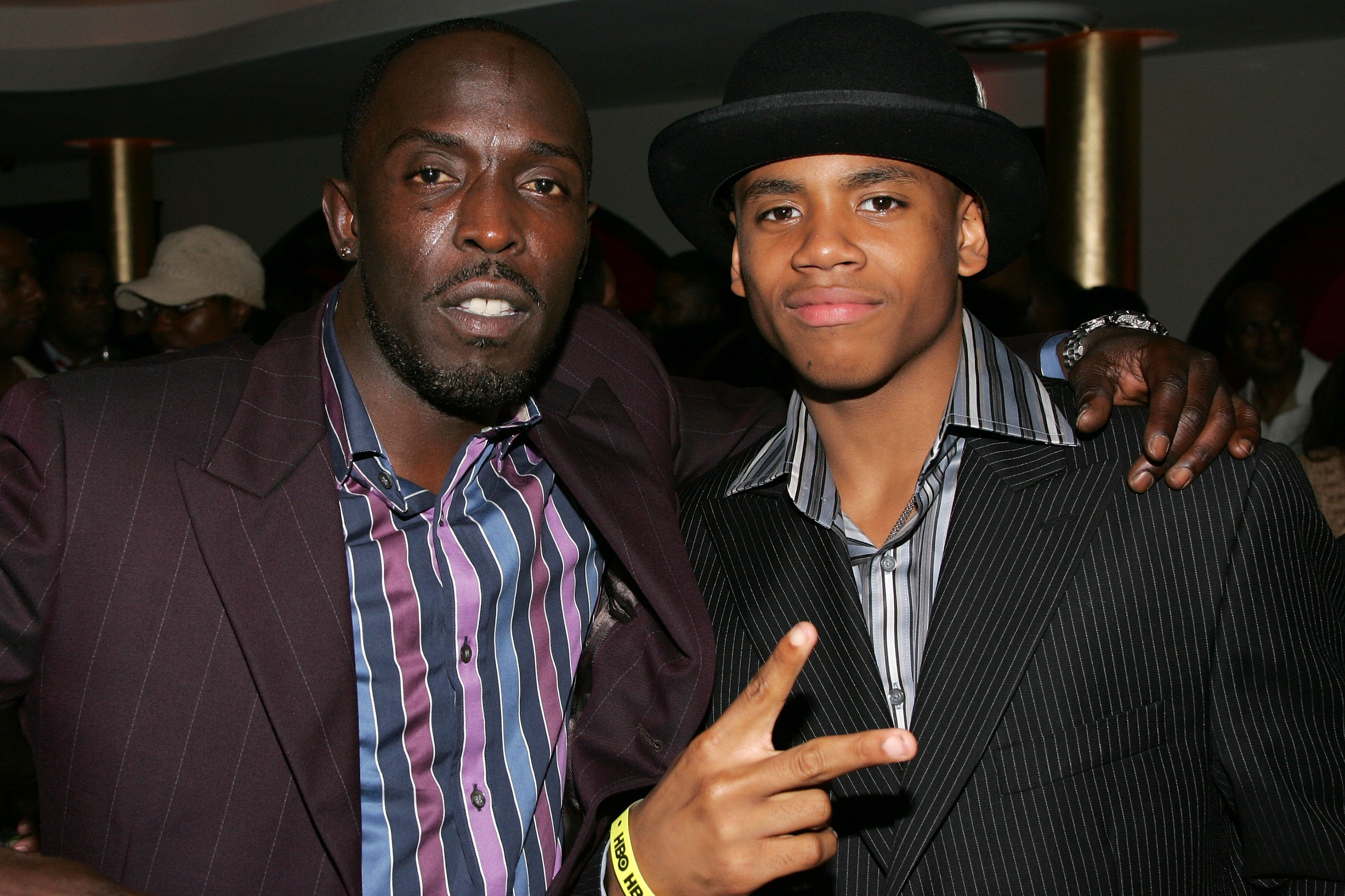 HBO Premieres 'The Wire' - After Party