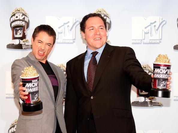 17th Annual MTV Movie Awards - Press Room