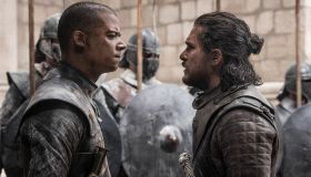 Game of Thrones season finale Grey Worm and Jon Snow