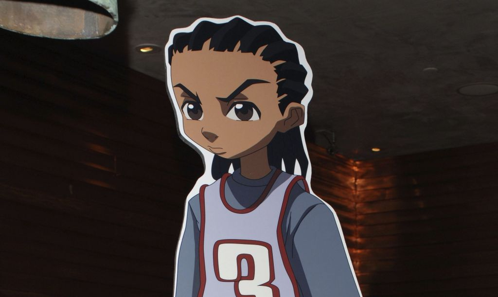 Los Angeles Launch Party For The TV Series 'The Boondocks'