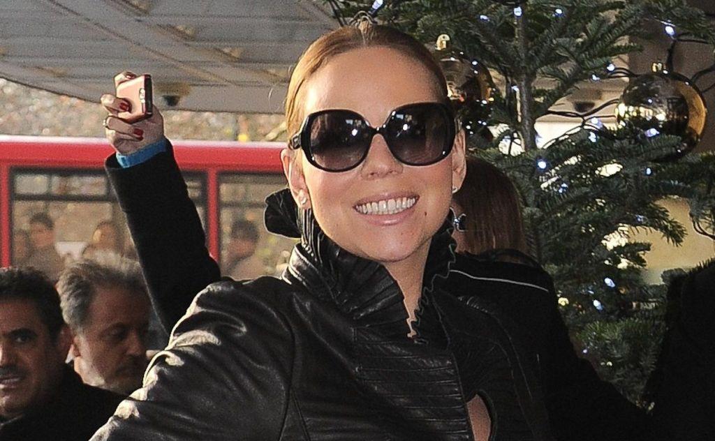Celebrity Sightings In London - December 10, 2011