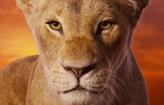 The Lion King character poster