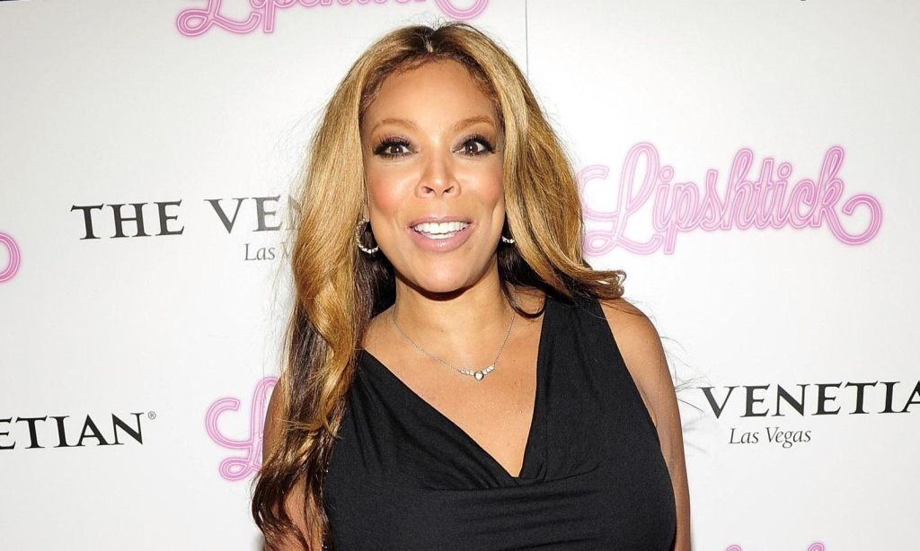 Wendy Williams Kicks Off 'Lipshtick - The Perfect Shade Of Stand-Up' At The Venetian