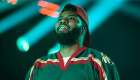 Khalid performs at Xcel Energy Center.