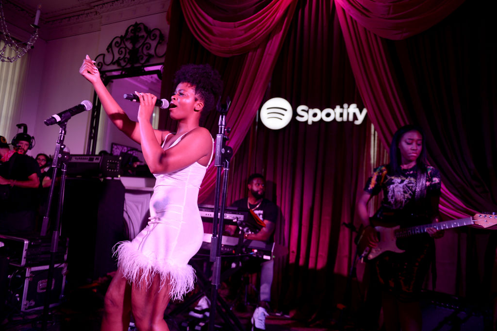 Day Party: Spotify House Of Are & Be The Black Girl Magic Day Party With Performance by Ari Lennox