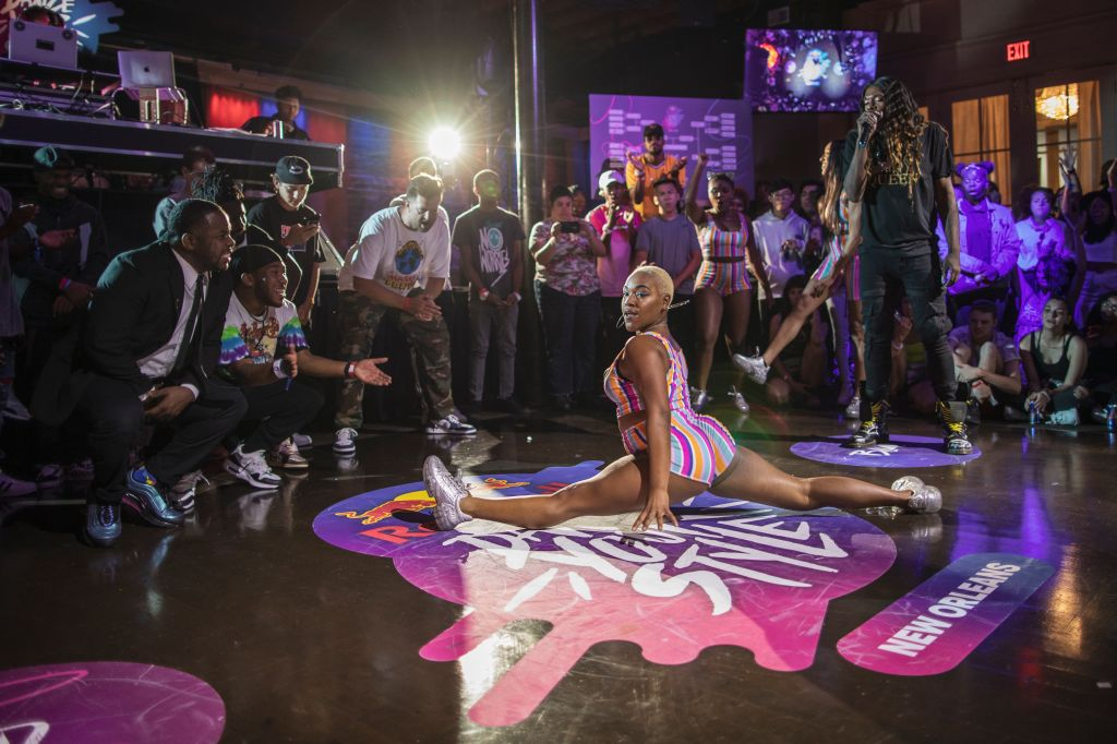 Big Freedia Red Bull Dance Your Style