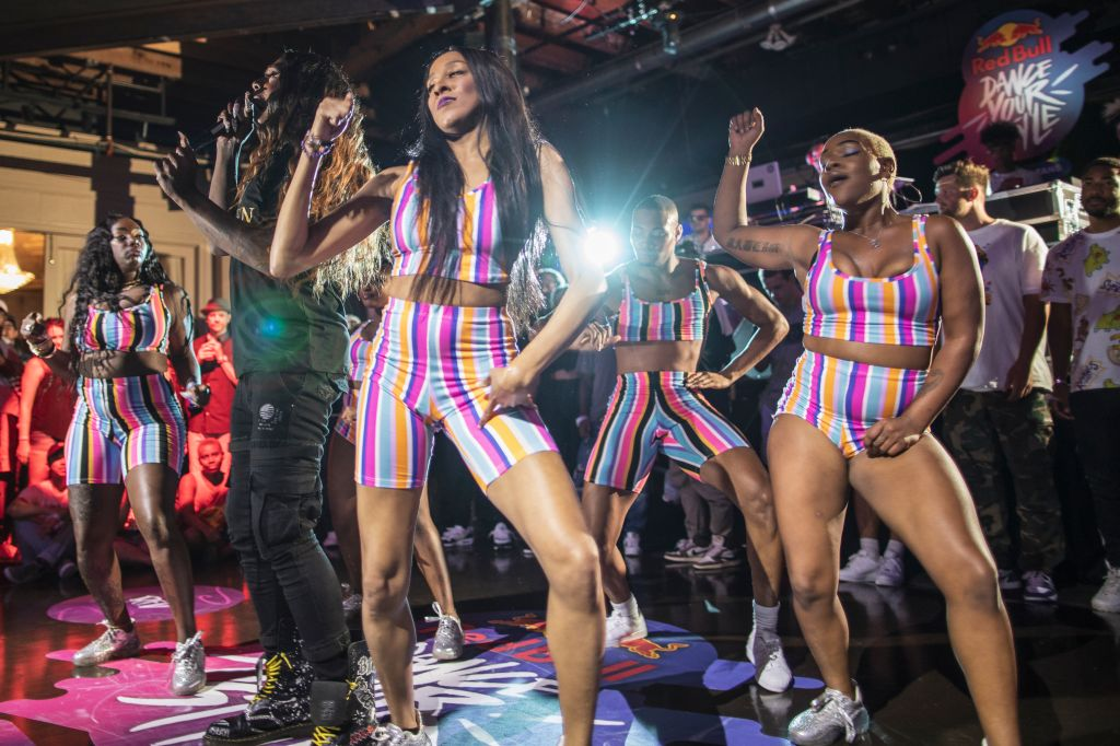 Big Freedia Red Bull Dance Your Style 2