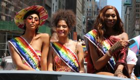 WorldPride march in New York City