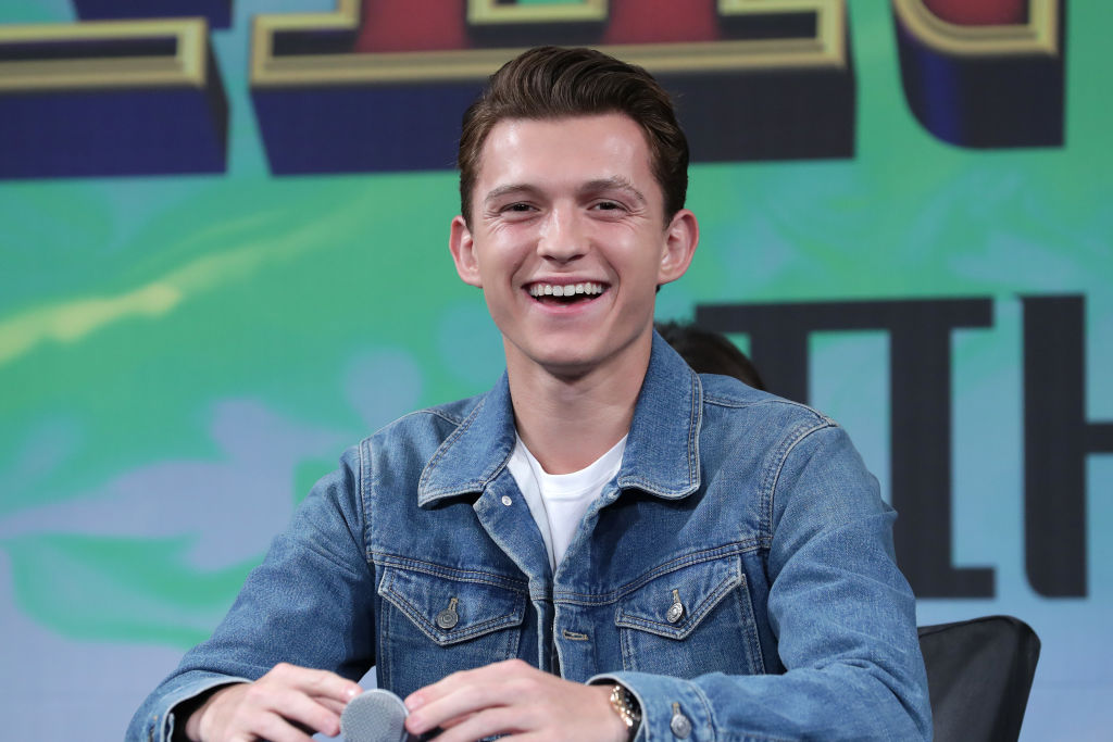 """""""Spider-Man: Far From Home"""" Press Conference In Seoul"""