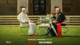 The Two Popes key art