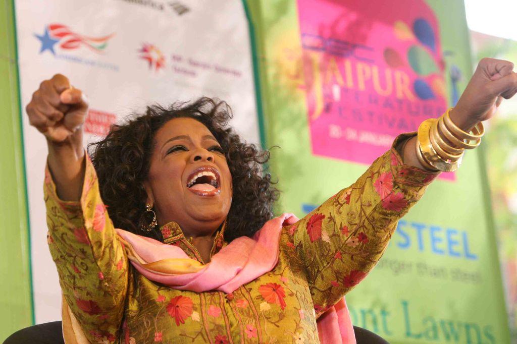 Jaipur Literature Festival 2012