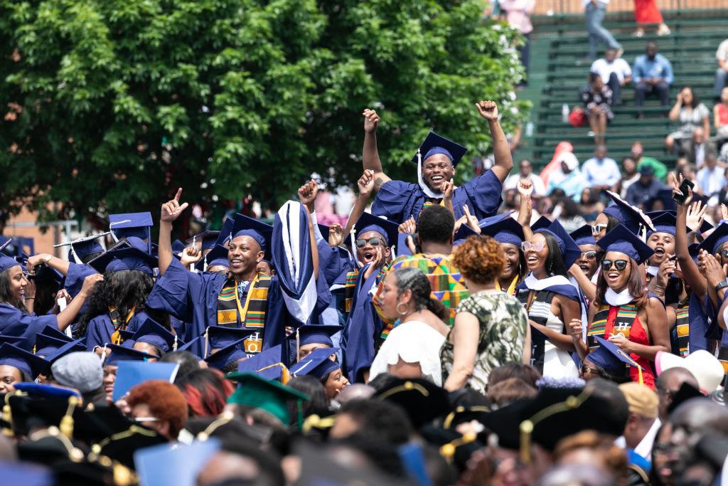 Howard University 2018 Commencement