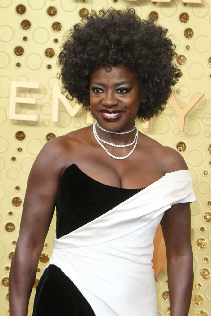 Viola Davis attends The 71st Emmy Awards - Arrivals in Los Angeles