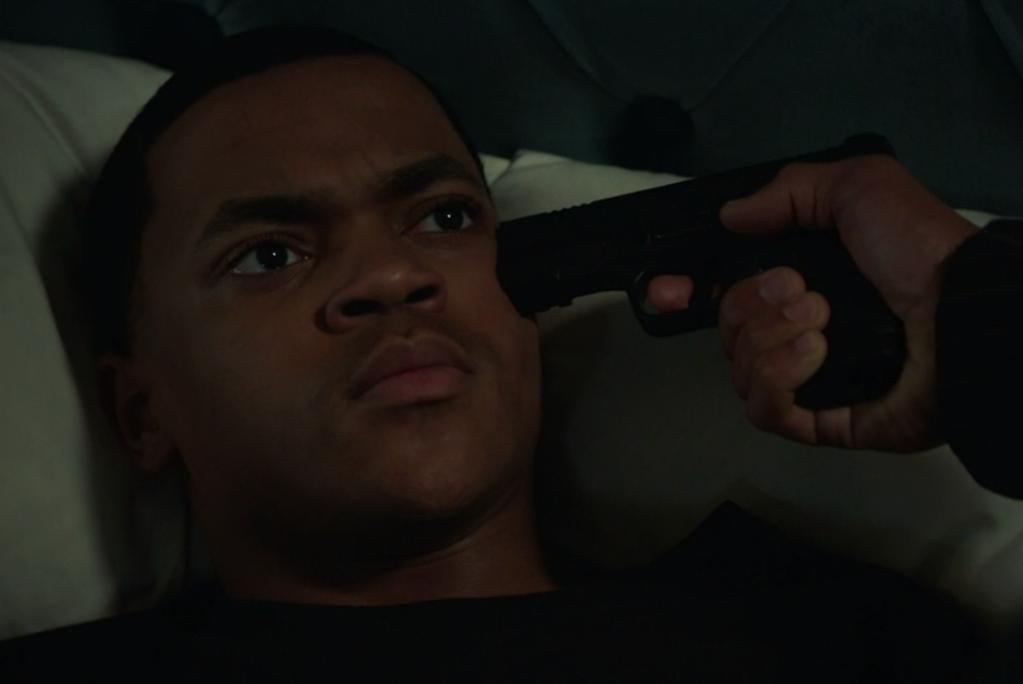 Power, Season 6, Episode 7, 'Like Father, Like Son' Ghost Pulls Gun On Tariq