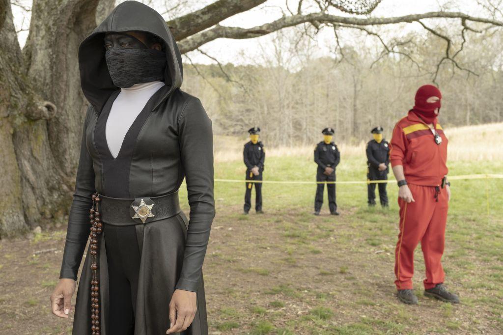 Watchmen HBO Regina King