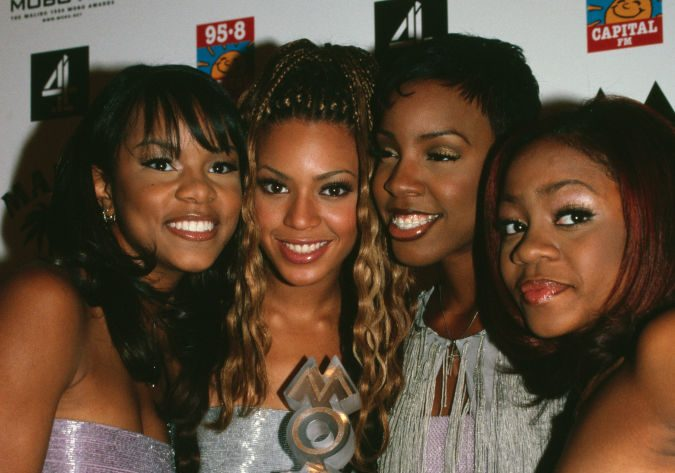 Independent Women AT The MOBO Awards