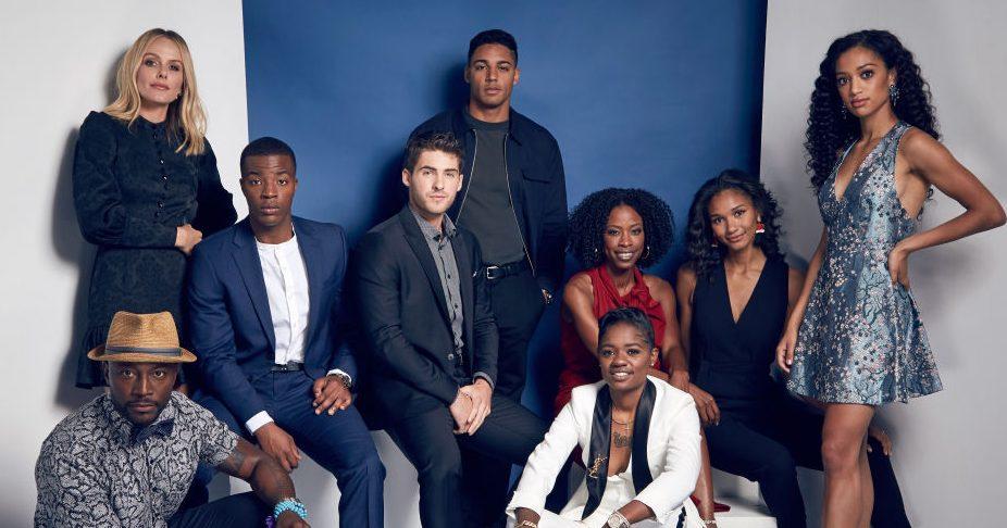 2018 Summer TCA - Portraits