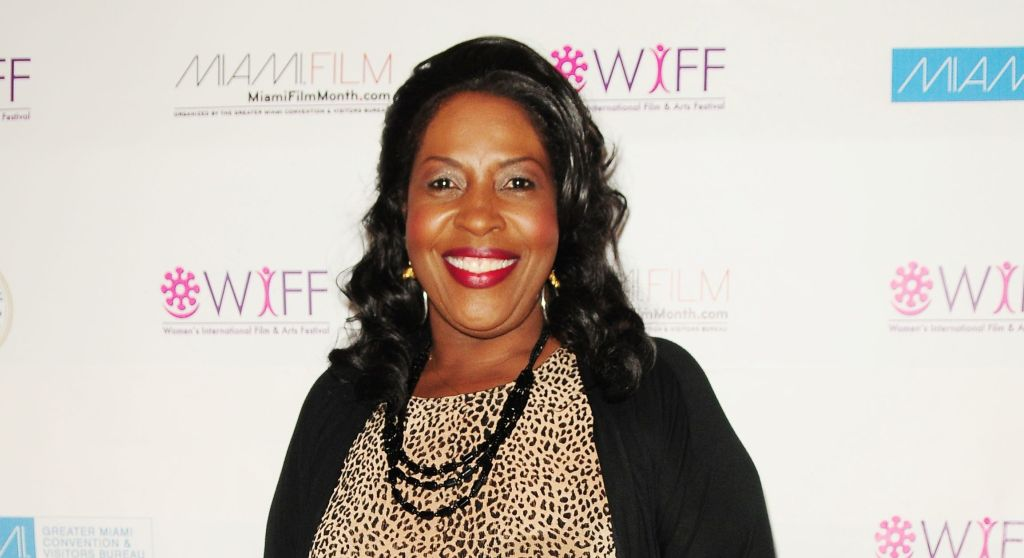 Opening night screening of 'Free Angela' during the 2013 Women's International Film and Arts Festival at Adrienne Arsht Center