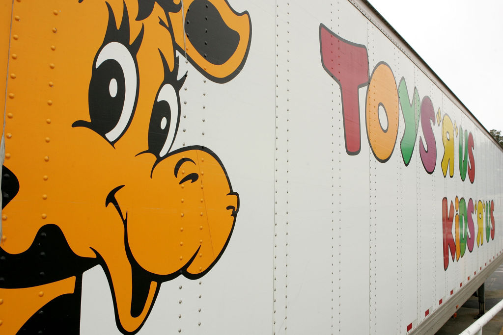 Toys R Us Reportedly Sold For $5.7 Billion