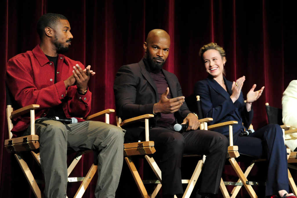 "Warner Bros. Hosts A Special Screening Of ""Just Mercy"""