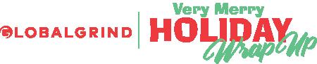 Holiday Wrap Up logo