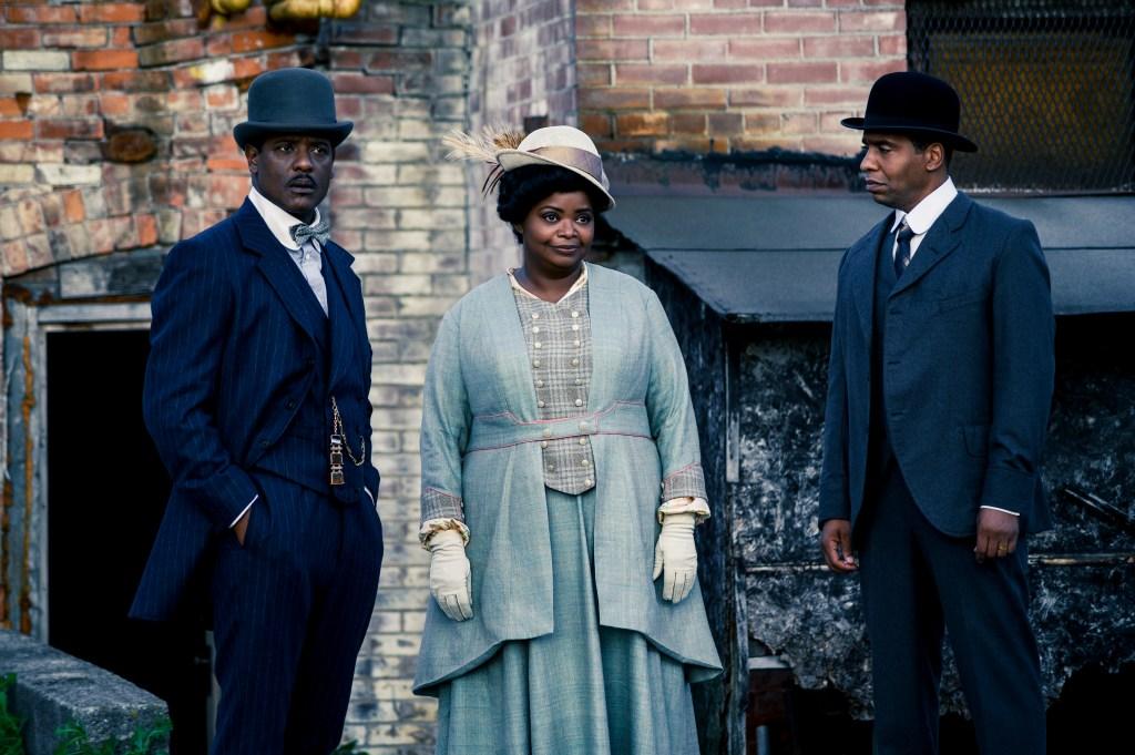 Octavia Spencer as Madam C.J. Walker