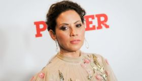 Elizabeth Rodriguez attends the Power Final Season Premiere...