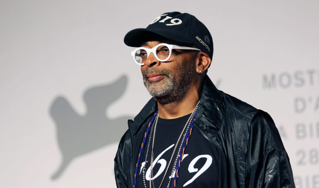 Spike Lee at 76th Venice Film Festival