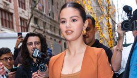 Celebrity Sightings In New York City - January 13, 2020