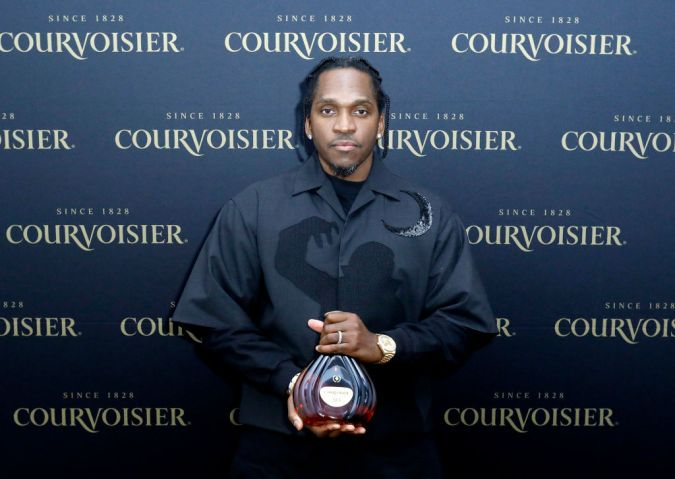 """Courvoisier Cognac Opens The Doors To """"Maison Courvoisier With Pusha T And Emerging Artists"""""""