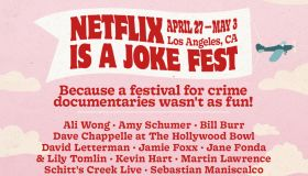 Netflix is a joke festival